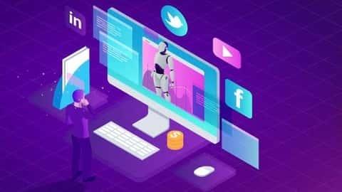 آموزش هوش مصنوعی در بازاریابی دیجیتال