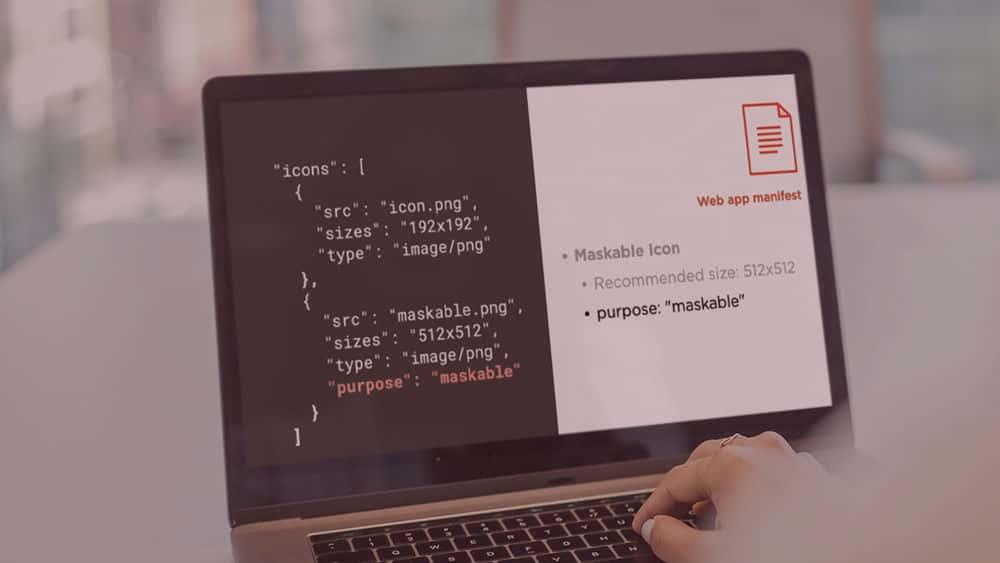 آموزش طراحی برنامه های وب پیشرفته