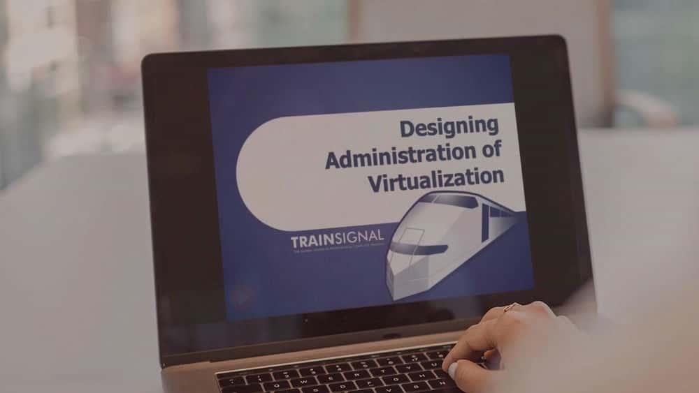 آموزش ویندوز سرور 2012 طراحی زیرساخت مجازی سازی