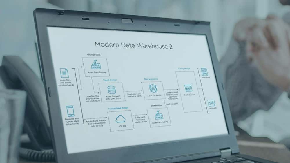 آموزش برنامه ذخیره سازی داده ها با Microsoft Azure