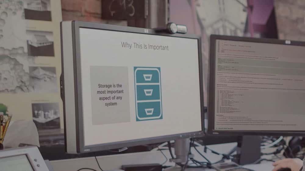 آموزش درک و استفاده از ذخیره سازی Azure