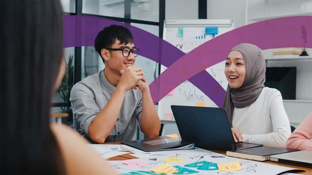 آموزش راهنمای مدیر برای تیم های فراگیر