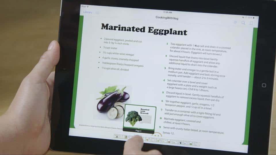آموزش InDesign: ایجاد EPUB های با طرح ثابت