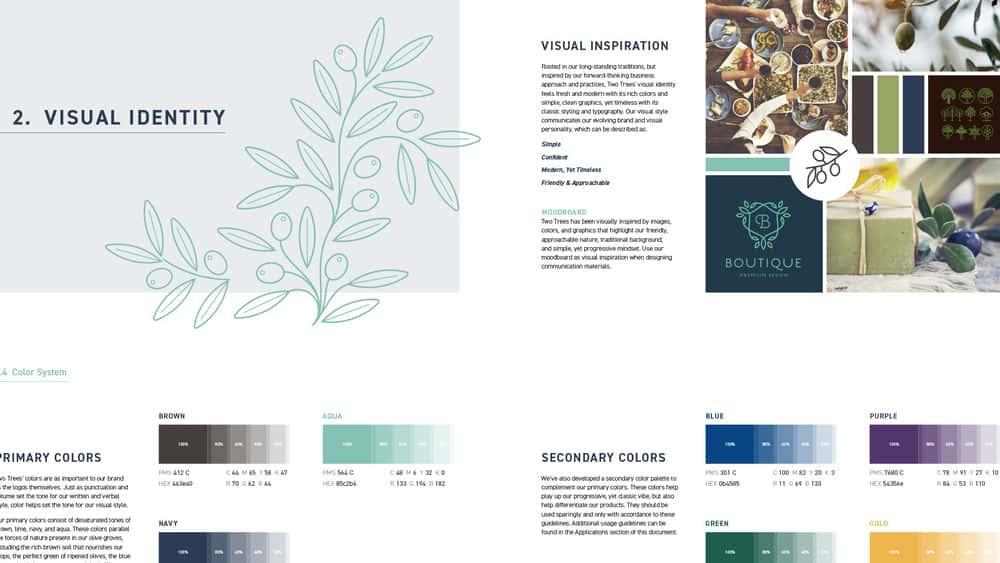 آموزش پایه های UX: راهنماهای سبک و سیستم های طراحی