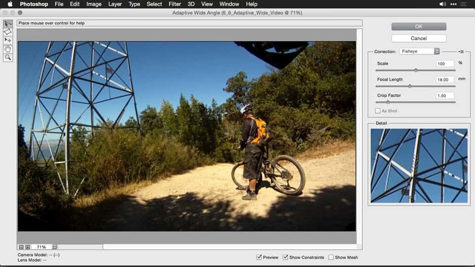 آموزش استفاده و ایجاد نمایه های لنز در برنامه های Adobe CC