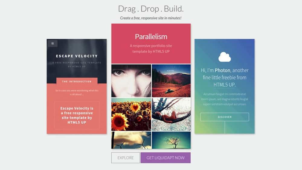 آموزش طراحی Responsive در مرورگر صفحه با HTML و CSS