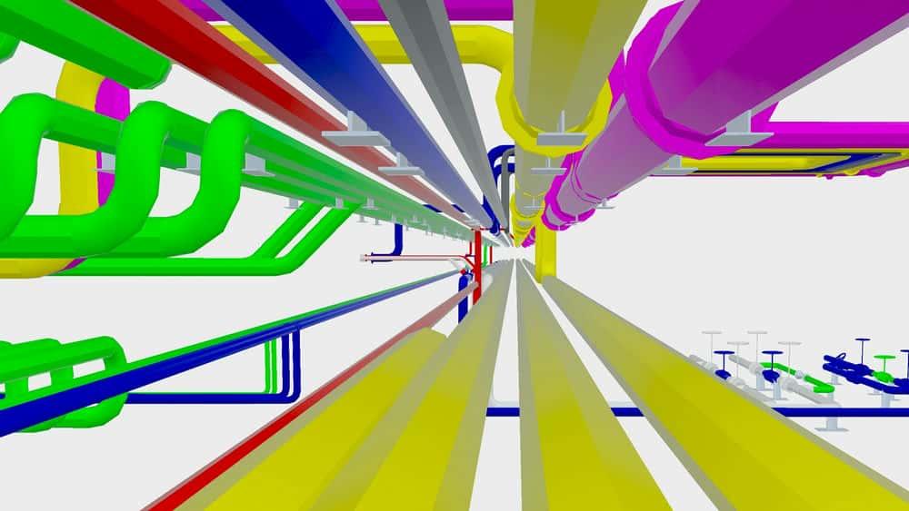 آموزش 3D AutoCAD Plant: کاربر