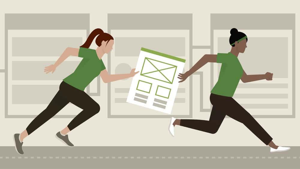 آموزش UXPin: طراحی Sprint و بررسی ها