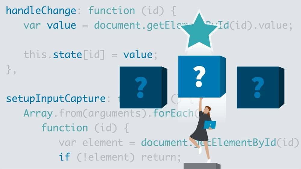 آموزش جاوا اسکریپت: بیت های روی حیله و تزویر
