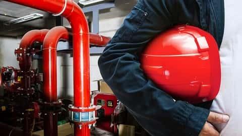 آموزش طراحی سیستم های آتش نشانی