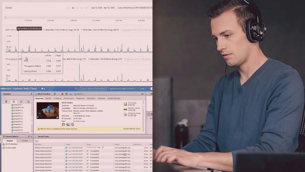 آموزش طراحی محاسبات برای زیرساخت مرکز داده سیسکو
