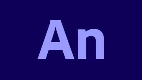 آموزش پروژه های Adobe Animate 2021