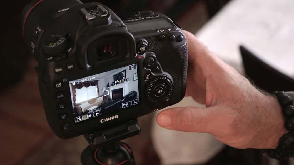 آموزش یادگیری دوربین DSLR Canon