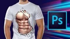 آموزش Monster: تی شرت های جادویی را طراحی کنید