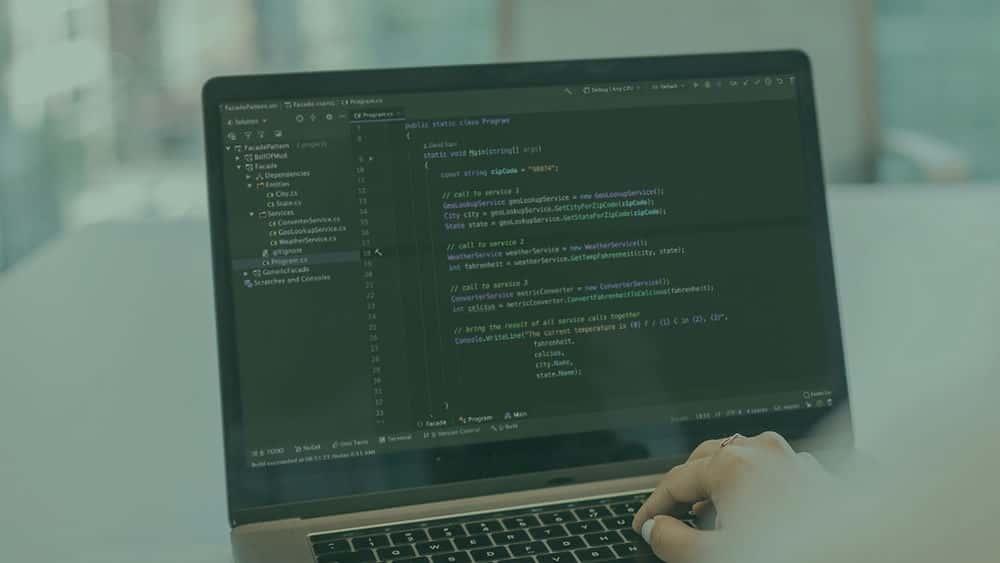 آموزش الگوهای طراحی C #: نما