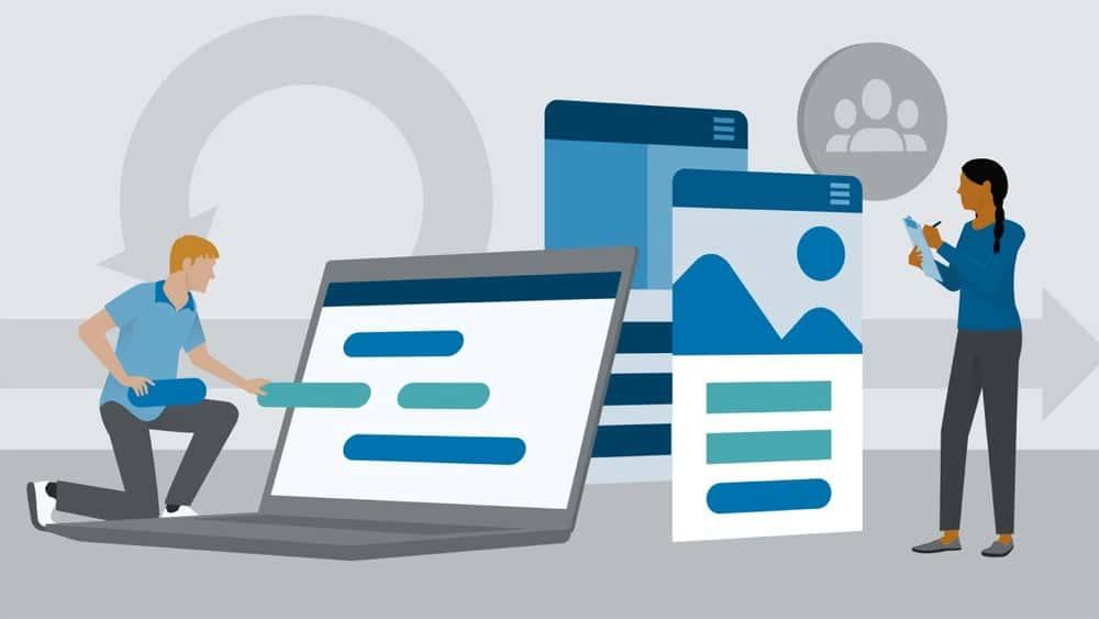 آموزش UX DesignOps: کار با توسعه دهندگان