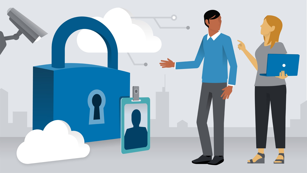 آموزش فروش امنیت به رهبران مشاغل خود