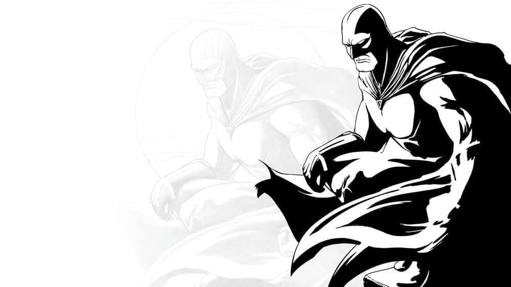 آموزش Inking Comic Art in Illustrator
