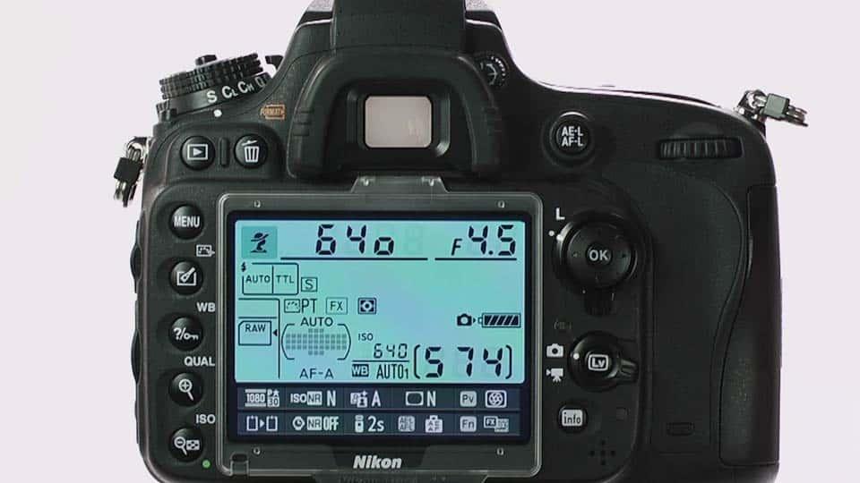 آموزش یادگیری Nikon D600 و D610