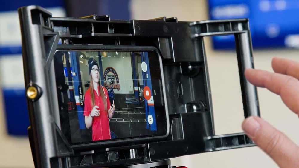 آموزش ایجاد ویدیوی آنلاین با تلفنهای Android
