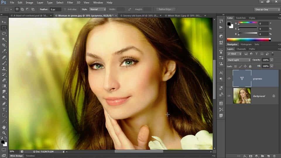آموزش Photoshop CC 2013 One-on-One: Advanced