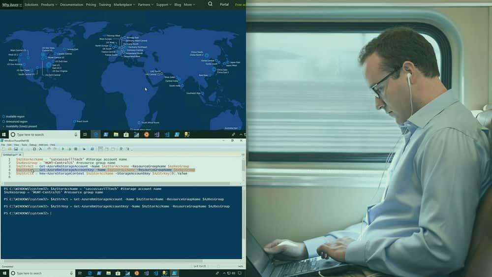 آموزش یک استراتژی ذخیره سازی برای Microsoft Azure طراحی کنید