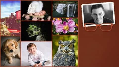آموزش های عکاسی دیجیتال برای مبتدیان - عکاسی DSLR