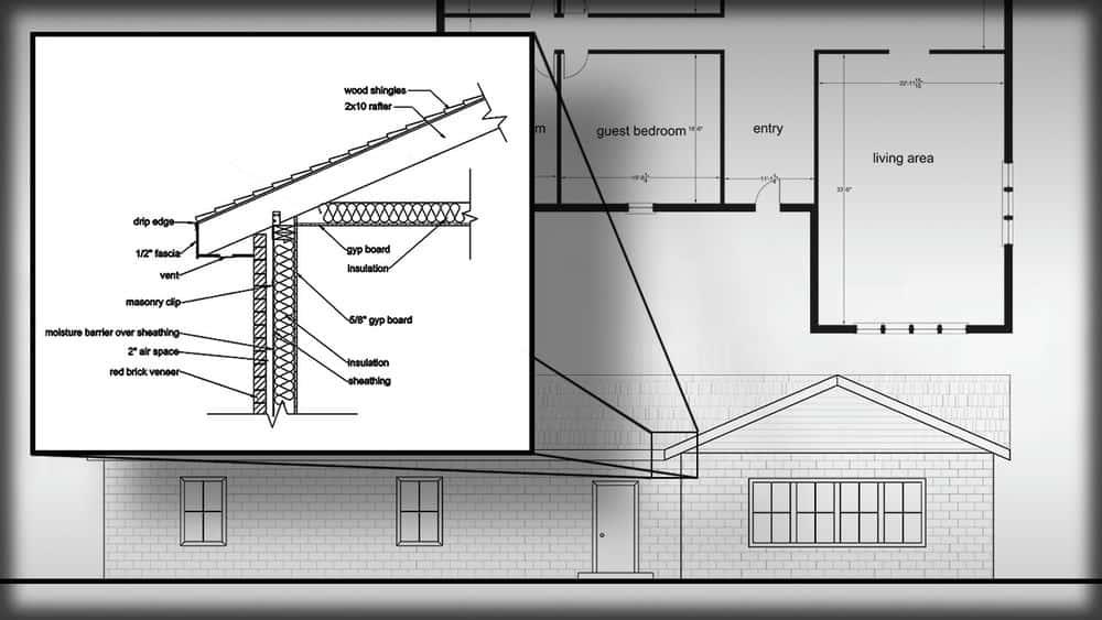 آموزش ایجاد نقشه های کاری برای اسناد ساختمانی خود در اتوکد
