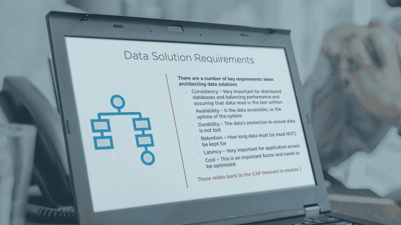 آموزش یک استراتژی مدیریت داده برای Microsoft Azure طراحی کنید
