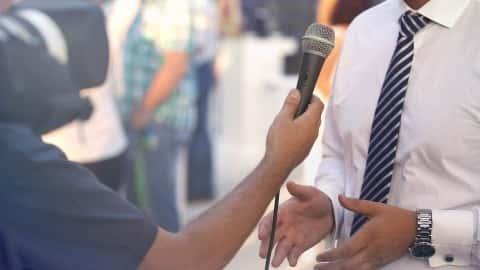 آموزش رسانه های اضطراری: می توانید در عرض 2 ساعت با یک خبرنگار روبرو شوید