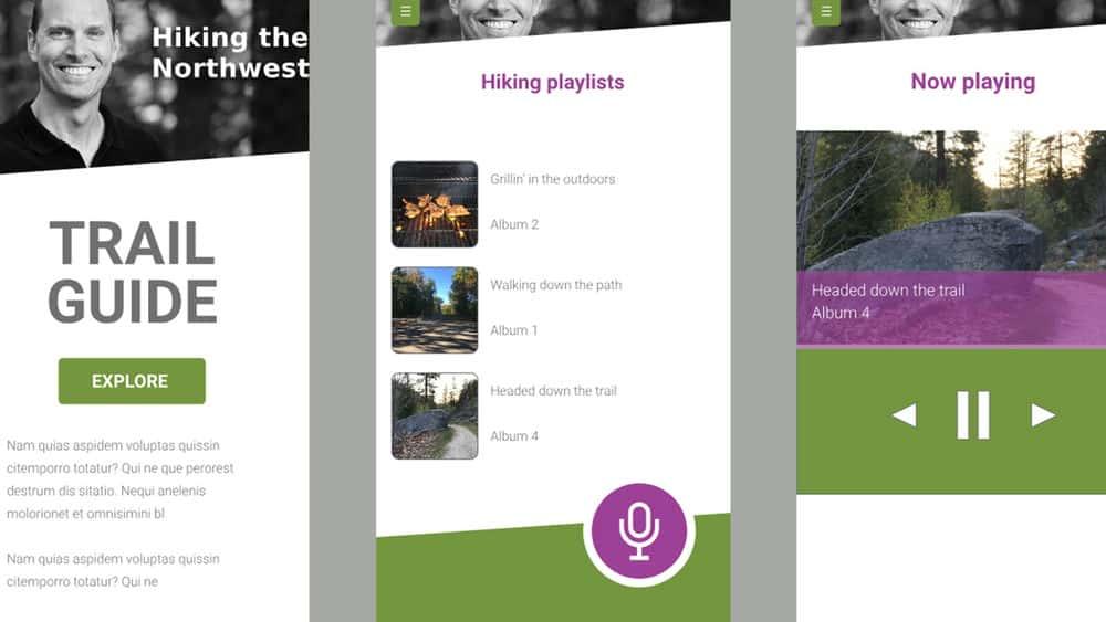 آموزش Adobe XD: نکات و نکات نمونه سازی اولیه