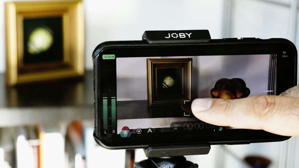 آموزش ایجاد فیلم آنلاین با آیفون
