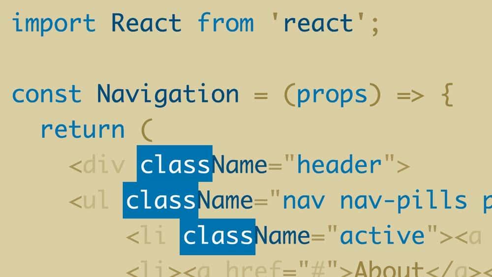 آموزش React: جایگزینی پروژه های قدیمی