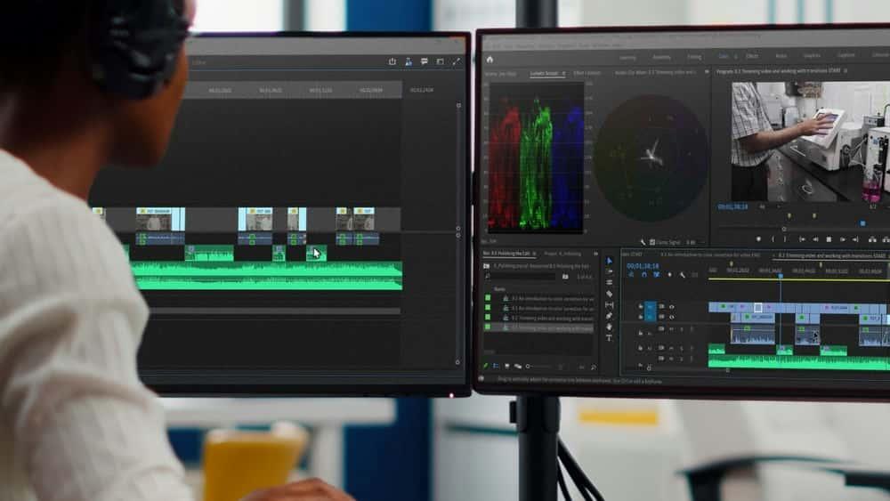 آموزش ملزومات ویدئویی شرکتی: پس از تولید