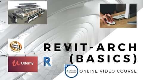 آموزش کاوش Autodesk Revit برای معماری و BIM - پایه