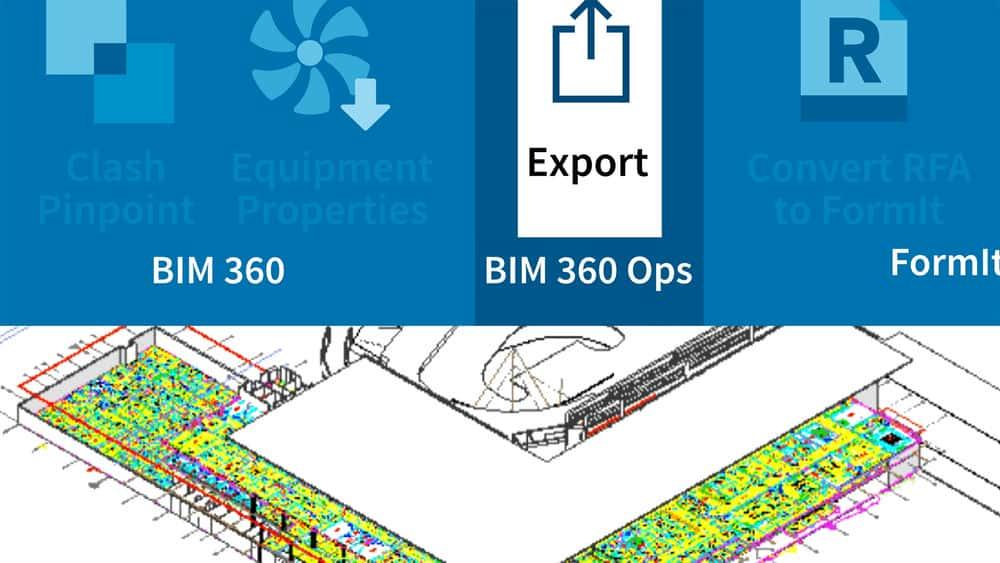 آموزش یادگیری BIM 360 Building Ops