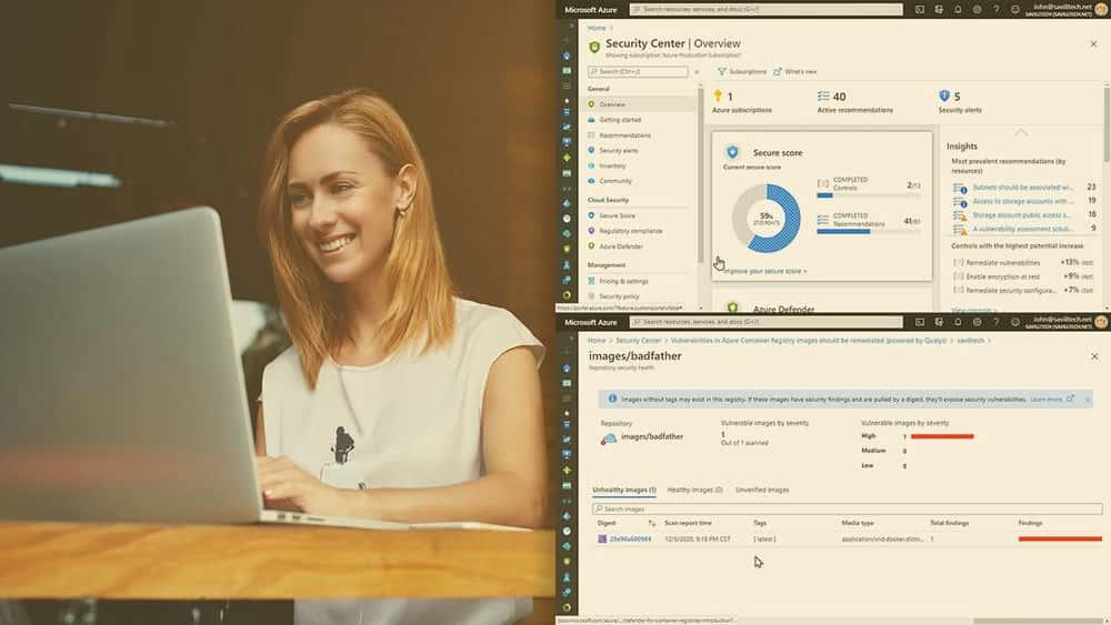 آموزش راه حل های Microsoft DevOps: طراحی مکانیزم های اجرای حاکمیت