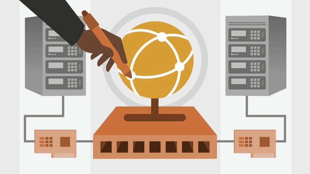 آموزش VMware vSphere 7 Professional: 01 Networking