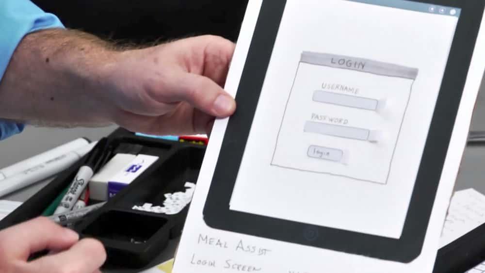 آموزش پایه های UX: نمونه سازی اولیه