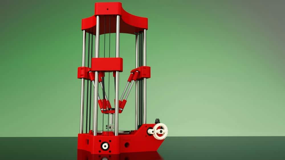 آموزش Onshape - یک چاپگر سه بعدی طراحی کنید