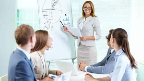 آموزش مهارت های ارائه: یک زمینه عالی کسب و کار عالی ارائه دهید