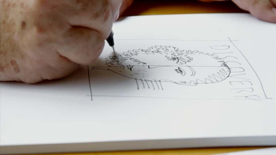 آموزش الهامات خلاقانه: کیت هینریش ، طراح گرافیک
