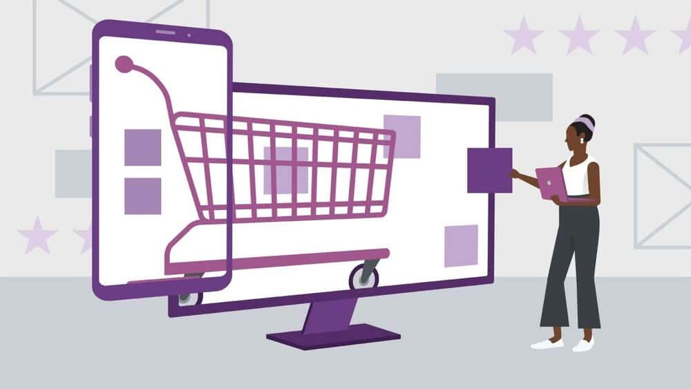 آموزش طراحی تعامل برای تجارت الکترونیکی