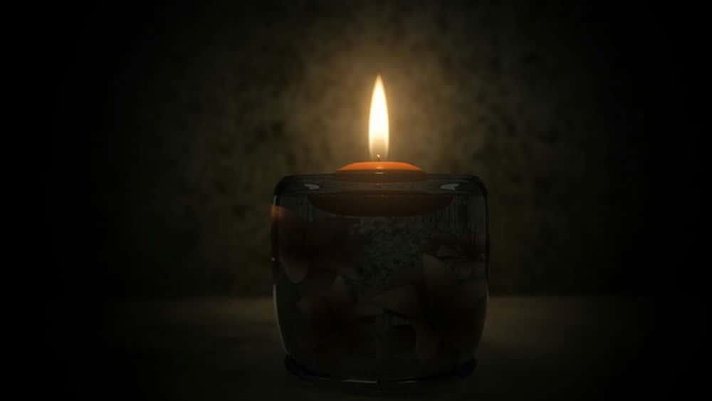 آموزش ایجاد شعله شمع واقع بینانه در مایا