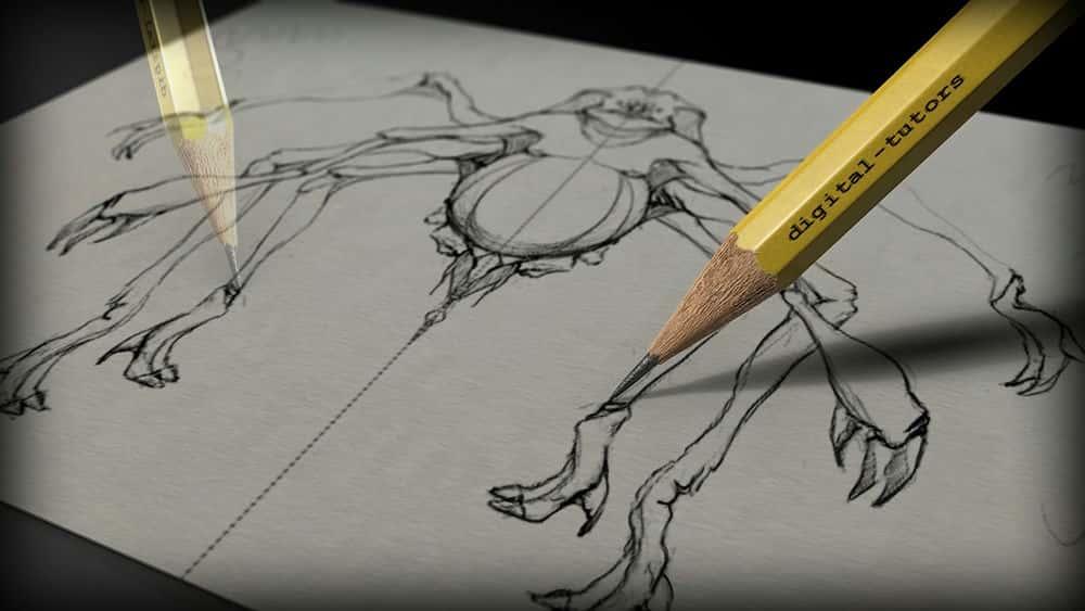 آموزش مقدمه ای بر SketchBook Pro 6