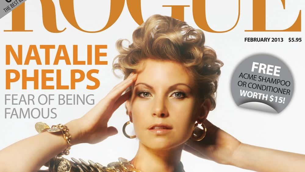 آموزش طراحی جلد مجله