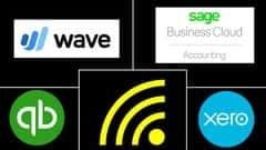 آموزش فیدهای بانکی - QuickBooks آنلاین ، Xero ، Sage ، Wave (مقایسه)
