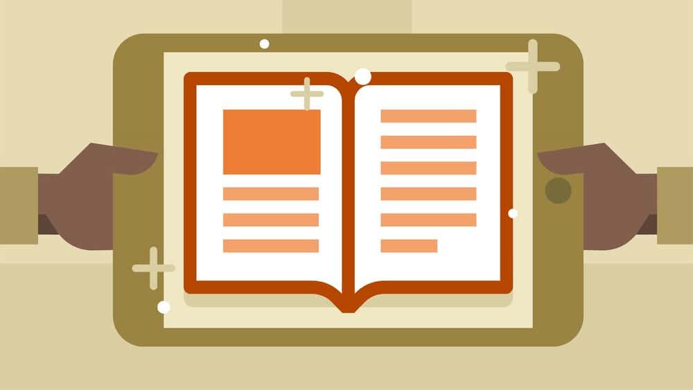آموزش انتشارات کتاب