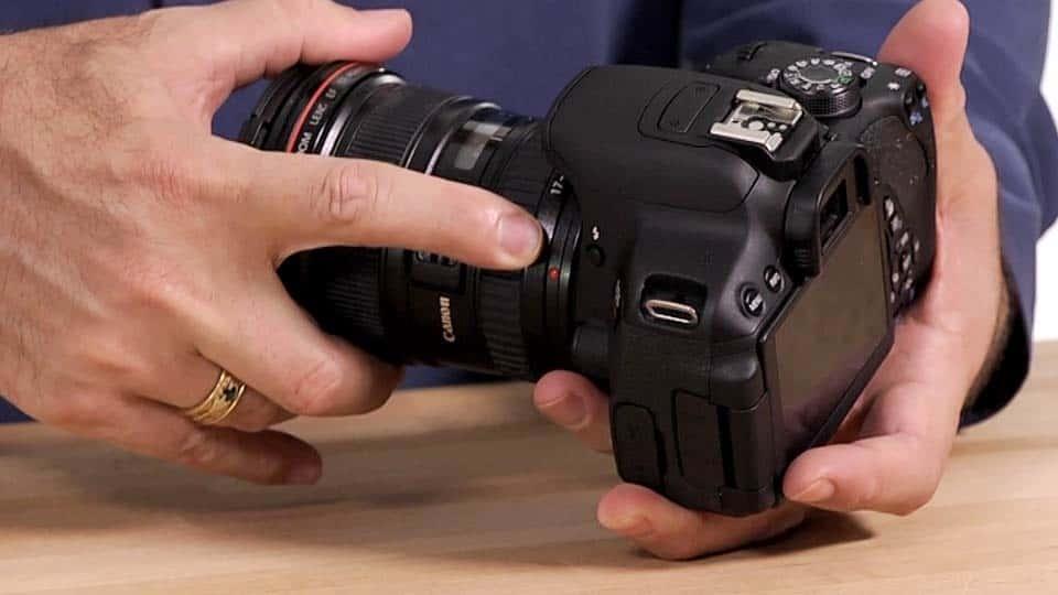 آموزش یادگیری Canon Rebel T4i و T5i (EOS 650D و 700D)