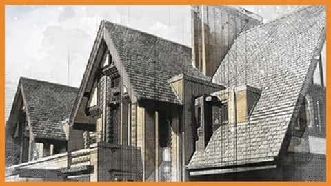 آموزش Croquis Arquitectónicos con PhotoShop. Acciones Automáticas